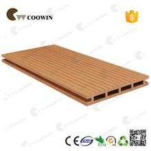 Wood - Plastic Composite Decking floor Rich variety of floor