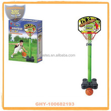 High quality promotion basketball stands for kids with inflatable ball