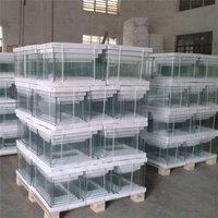 Inexpensive water tanks fish farm