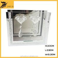 Decoration Photo Frame glass angel candle holder