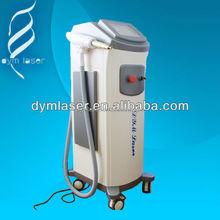 Pulso largo equipos láser para depilación y venas treeatment