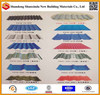 color coated corrugated binzhou roofing sheet