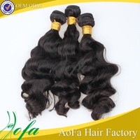 mongolian hair topper wig unprocessed body wave virgin mongolian loose wave hair