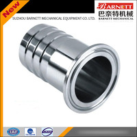 cnc lathe galvanized steel pipe fitting dimensions in hot selling