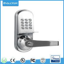 Z-wave Smart Door lock, digital door lock