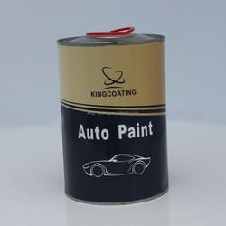 auto refinish coating 2k acrylic car paint Solid Color automotive car paints