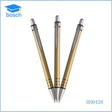 Eco-friendly metal ballpen factory/ promotional ball pen / ball point pen for gift