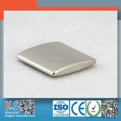 Arc N35UH Super Power Rare Earth NdFeB Magnet Supplier In China