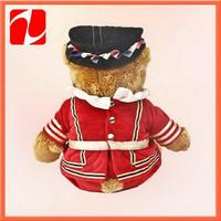 Christmas popular sitting talking birthday teddy bear plush toy
