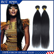 2015 New items wholesale best sale 100% straight raw unprocessed straight virgin peruvian hair