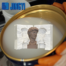Silicone rubber for statues mold making