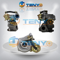 Top Sale Turbocharger RHB31 13900-62D51 VZ21 for Suzuki