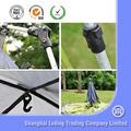 Aluminio telescopio pole / manija / pipa / tubo de fábrica