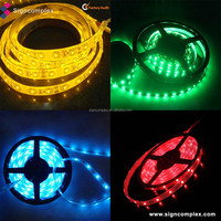 rgb/white/warm white SMD 5050 flexible led strip with CE ROHS