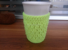 cool and refreshing water cup cover made of woolen