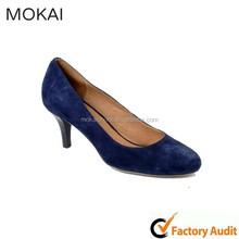 MK035-1-Blue latest high heel design shoe
