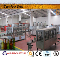 table brewhouse dispenser Beer filling machine