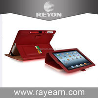 Alibaba china new leather for ipad mini pu leather case