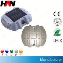 IP68 LED Solar Flashing Road Cat Eyes