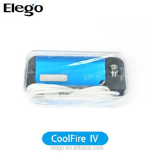 Elego Genuine 2000mah Innokin coolfire IV Innokin Cool fire IV 40w express kit, Subtank Mini Bell Cap