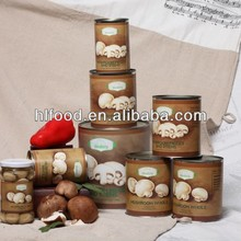 High-grade packaging delicious canned names of mushrooms