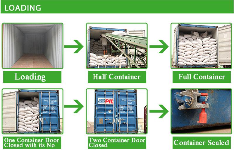 TSP Granular for fertilizer