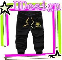 Plain blank 3/4 pants hot sale man running comfortable jogger pants factory price man pants