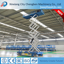Portability and Simple Structure scissor lift jacks with Advanced technology