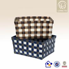Handicraft PP laundry bags spigen for household or supermarket