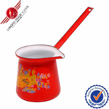 China Product Supplier Alibaba Express 5cm enamel coffee warmer
