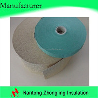 crepe paper insulation for coil winding