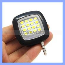 Pocket Spotlight Compact LED Selfie Flash Fill Light for Cell Phone