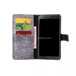 For Samsung galaxy Note 5 PU leather case, for samsung galaxy note 5 Map Pattern PU Leather Case wallet