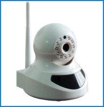 Baby Monitor HD Wifi White Color IP Camera Wireless Support Wifi Function 2 Way Audio with Alarm