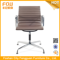 New Style Cheap Brown Leather Office Chair 047