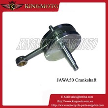 Motorcycle crankshaft,parts for scooter,moped,cub,dirt bike,off road,tricycle,three wheeler,ATV for KM001