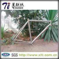 GR9 Titanium Road Bike Frame