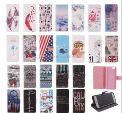 Fashion Lovely Cute Wallet Card Holder Stand Flip PU Leather TPU Cover Case for Apple iPhone 5C