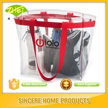 scrimmage stadium clear tote bag for sports
