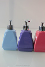 bathroom accessories single injection soap Diespenser for Home and Hotel