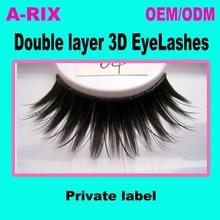 Wholesale High Quality Custom Eyelashes Package tip mellow eyelash 328