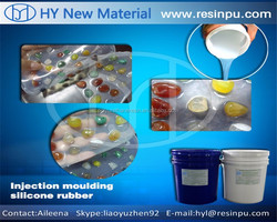 Injection Molding Silicone Rubber in molds