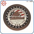 estados unidos la costumbre eagle moneda de cobre antiguo fabricante
