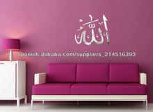 Venta al por mayor caliente de la pared decorativos de forma redonda para la decoración casera o regalo promocional KX-2087-1