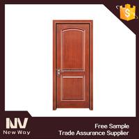 plain wood door / plain exterior door / plain solid wood door