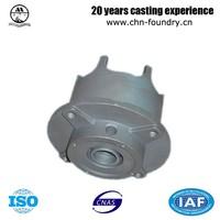 Custom Made Screw Pump Valve Body Casting Parts Aluminum Die Casting