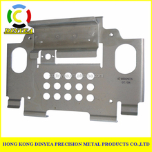 custom metal atm machine parts fabrication as your drawings or samples