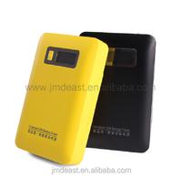 Dual port mobile power bank 4800mah,Portable power bank charger