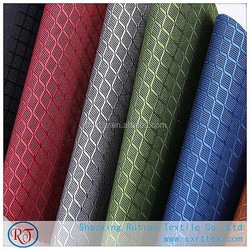 pvc coated double color diamond jacquard polyester oxford tent fabric