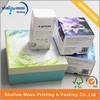 Bespoke paper cosmetic box